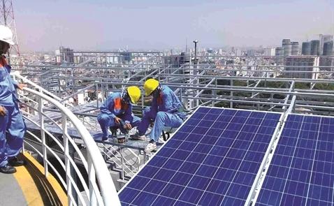 Sôi động đầu tư năng lượng mặt trời