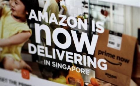 Dịch vụ Prime Now của Amazon chính thức ra mắt tại Singapore