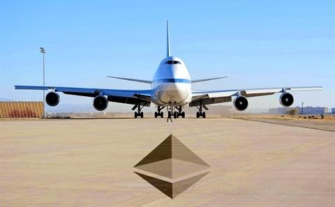 Giới khai thác tiền ảo thuê cả máy bay để chuyên chở card đồ họa