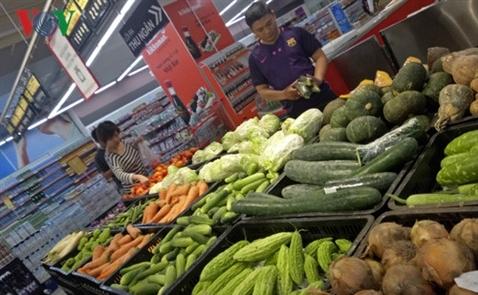 Chỉ số giá tiêu dùng tháng 7 tăng 0,11% so với tháng 6