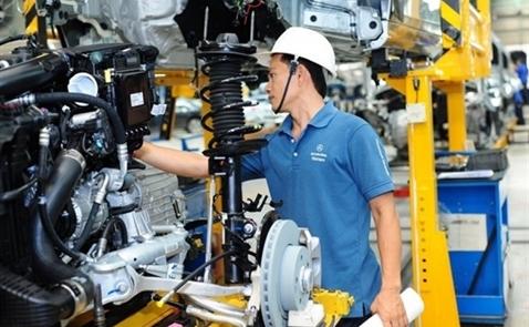 PMI Việt Nam giảm còn 51,7 điểm trong tháng 7
