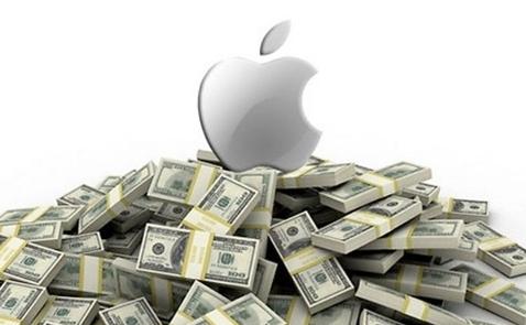 Lượng tiền mặt  của Apple vượt ngưỡng 260 tỷ USD