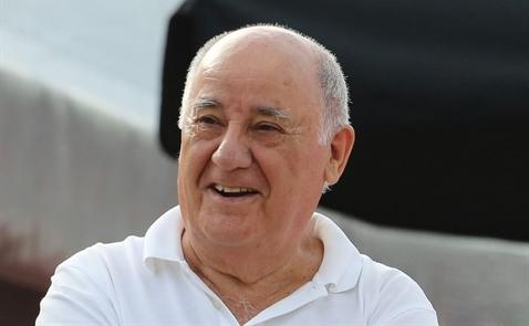 Ông chủ Zara trở thành người giàu thứ 2 thế giới