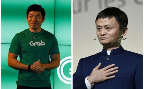 Vì sao Alibaba lại xem xét đầu tư vào Grab?