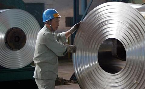 Giá thép ở Trung Quốc tăng mạnh