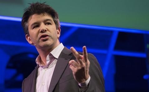 Cổ đông lớn nhất của Uber kiện cựu CEO Travis Kalanick