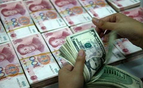 Trung Quốc trở lại ngôi vị chủ nợ lớn nhất của Mỹ