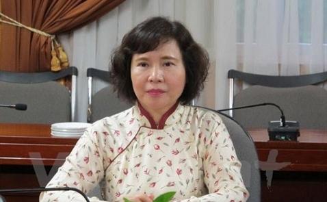 Tài sản gia đình Thứ trưởng Hồ Thị Kim Thoa giảm gần một nửa sau 1 năm