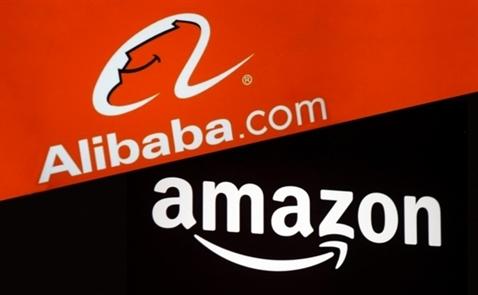 Alibaba sắp qua mặt Amazon về giá trị thị trường?