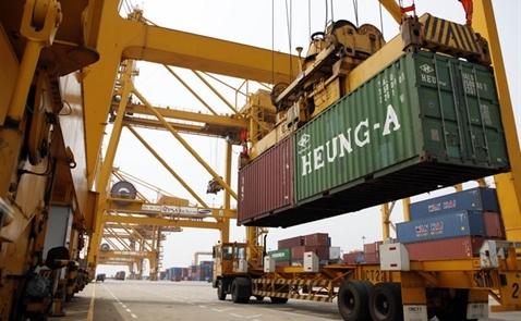 Xuất khẩu của Hàn Quốc sang Việt Nam tăng 50% trong 7 tháng đầu năm
