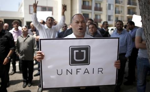 Vướng vào một loạt bê bối, định giá của Uber bay hơi 15%?