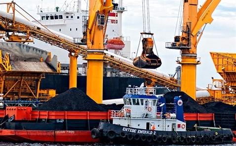 Công ty Indonesia chuẩn bị xây cảng nhập than tại Việt Nam