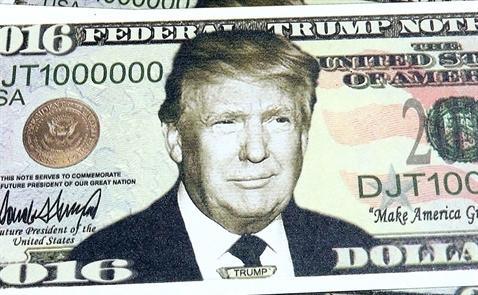 USD suy yếu: Trump đang làm nước Mỹ mất đi sự