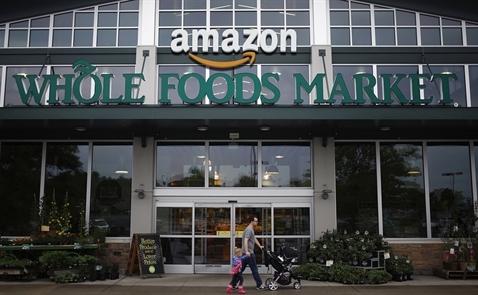 Amazon và Whole Foods giảm giá, ngành bán lẻ Mỹ