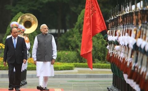 Ấn Độ: Nhân tố mới cho ổn định Biển Đông?