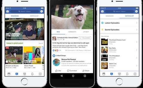 Facebook, Twitter và Apple và cuộc đua truyền hình