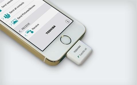 Apple tham gia thâu tóm bộ phận sản xuất chip của Toshiba