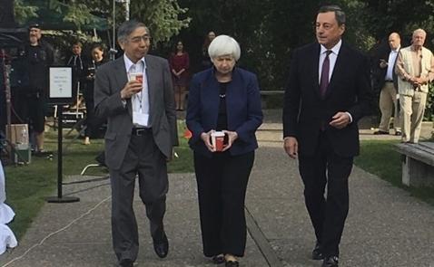 Một cuộc chiến tranh tiền tệ đã bắt đầu?