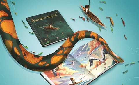 Khi sách Việt xuất ngoại