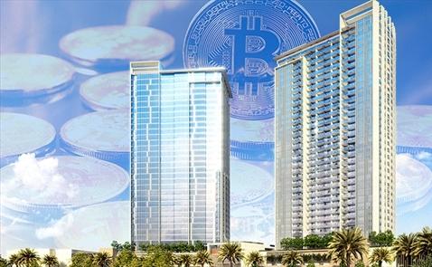 Dự án bất động sản đầu tiên trên thế giới bán nhà bằng bitcoin