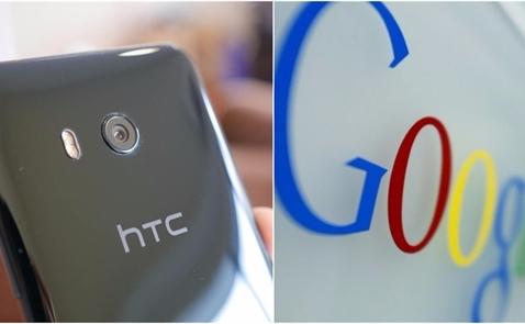 Google sẽ mua lại bộ phận sản xuất smartphone của HTC?
