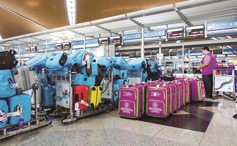 Sẽ chẳng còn phải lo lạc hành lý khi đi máy bay?