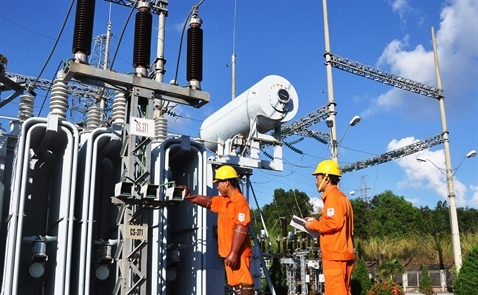 Tháng 8/2017: Sản lượng điện thương phẩm của miền Bắc tăng cao nhất cả nước
