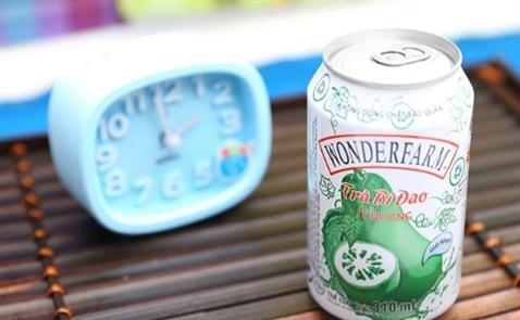 Ông chủ trà bí đao Wonderfarm lãi đột biến