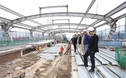Việt Nam dẫn đầu Đông Nam Á về chi tiêu hạ tầng