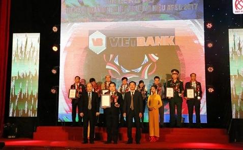 """Vietbank được vinh danh """"Thương hiệu tiêu biểu APEC – Doanh nghiệp mạnh APEC"""""""