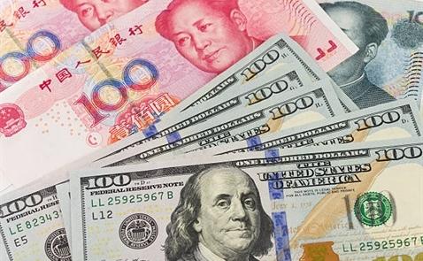 Trung Quốc tiếp tục tăng nắm giữ trái phiếu Bộ Tài chính Mỹ