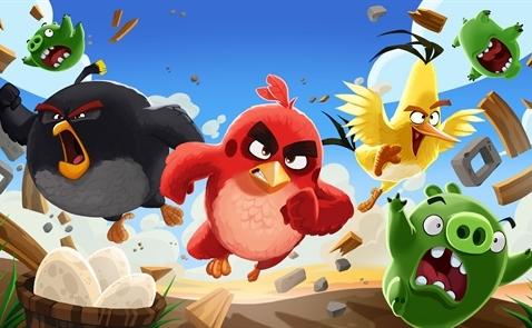 Nhà phát triển Angry Birds sắp được định giá 1 tỷ USD?