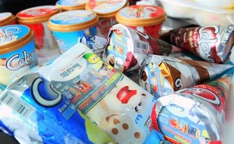 Tập đoàn KIDO tiếp tục dẫn đầu ngành kem với 40% thị phần
