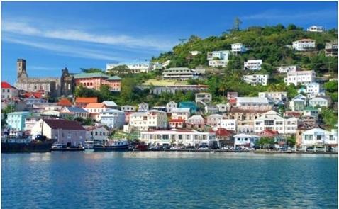 Grenada - Quốc đảo xinh đẹp với tấm hộ chiếu