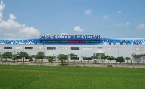 Bình quân mỗi ngày Samsung Việt Nam lãi gần 400 tỷ đồng