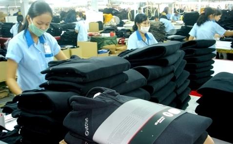 Việt Nam tiếp tục nằm trong top 5 điểm gia công của các thương hiệu may mặc