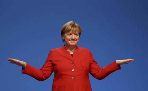 Bà Merkel sẽ tiếp tục là thủ tướng Đức nhiệm kì thứ 4 liên tiếp