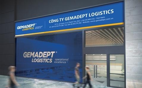 CJ Logistic vẫn muốn mua lại Gemadept?