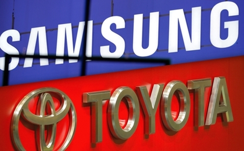 Vượt Toyota, Samsung trở thành thương hiệu giá trị nhất Châu Á