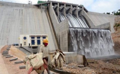 Đập thủy điện do Trung Quốc xây dựng ở Campuchia sắp hoạt động