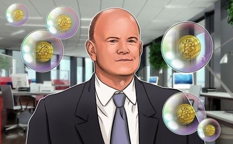 Từ kẻ thất bại ở Phố Wall trở thành 'vua bitcoin'