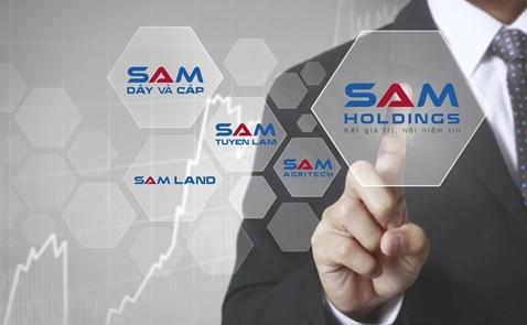 SAM phát hành cổ phiếu thưởng, diễn biến quý III lạc quan