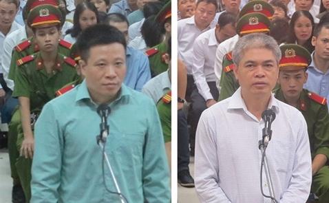 Nguyễn Xuân Sơn bị phạt tử hình, Hà Văn Thắm án chung thân