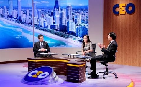 CEO ống nhựa Phú Mỹ Tân: Kiên trì là mẹ thành công