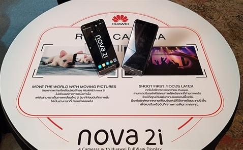 Huawei nova 2i và tham vọng định nghĩa lại tầm trung