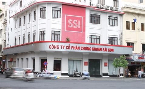 SSI tiếp tục dẫn đầu thị phần môi giới chứng khoán