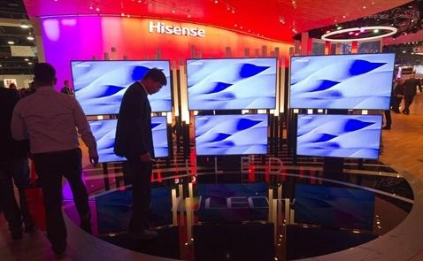 Trung Quốc sẽ trở thành nhà sản xuất màn hình lớn nhất thế giới vào năm 2019