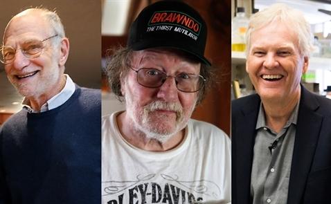 Nobel Y học 2017 về tay ba bác sĩ người Mỹ