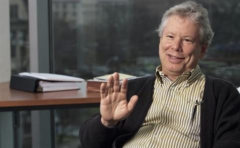American Richard H. Thaler đoạt giải Nobel về kinh tế