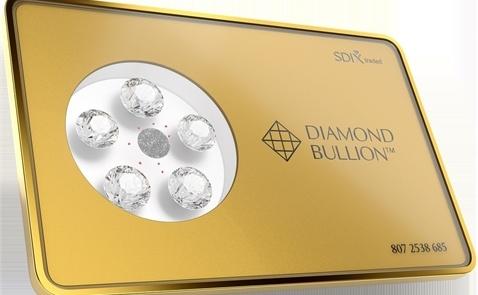 Kim cương sẽ là tài sản để giữ giá trị thay cho vàng?